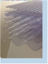 Corrugated PVC Roofing Sheets & Accessories
