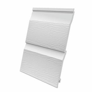 White Textured Cladding