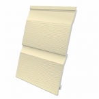 Pale Gold 333mm Double Plank Textured