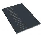 Anthracite Grey Vented Flatboards/Soffit