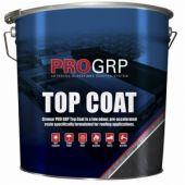 Pro 25 GRP Topcoat 10Kg Dark Grey Fire Retardant