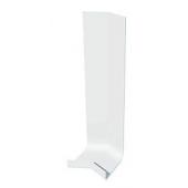 300mm 135 External Corner White