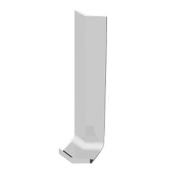 300mm 135 Internal Corner White