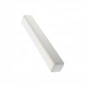 300mm Fascia Corner White