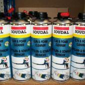 Foam Gun Solvent Cleaner 500ml