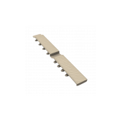 Standard joiner piece (double)