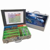 Case contains essential screws for installers