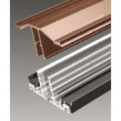 PVC-U Capped Rafter Supported Bars