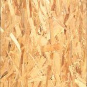 T&G OSB3 2440 x 600 18mm 4 sided tongue & groove board