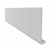 400 x 10mm Cappit Fascia Board Single Edge White 5M