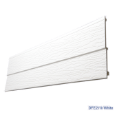 DFE/270 270mm Double - Textured Feather Edge Cladding