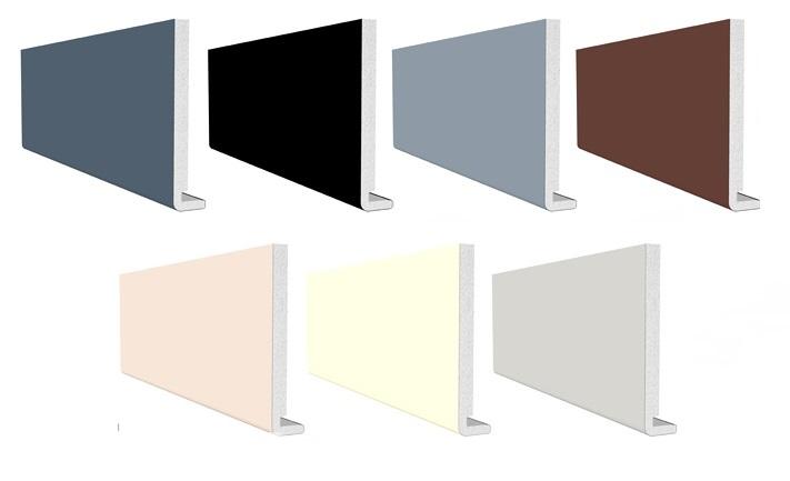 Coloured Cappit Fascia Colormax