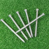 Artificial Grass fixing pins Galvanised (5 per linear mtr)