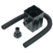 Rainwater Diverter Black Universal