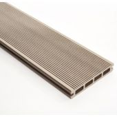 Decking 148mm x 5M Natural Double faced Grooved & Grained
