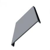 410 x 10mm Cappit Fascia Board Double edge Storm Grey 5M